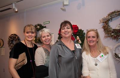 Nantucket Historical Association, Festival of Wreaths, Nantucket, MA, November 25, 2014