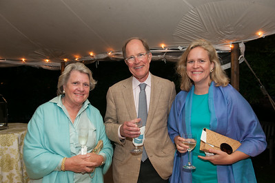 Nantucket Atheneum Dance Festival Sponsor Dinner, Atheneum, Nantucket, MA July 25, 2014