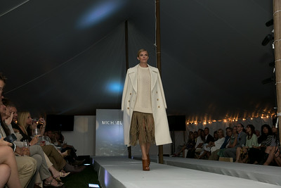 Theatre Workshop of Nantucket: high fashion on low beach an evening of michael kors fashions, Siasconset, MA, August 15, 2014