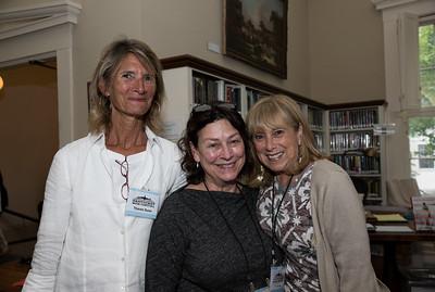 Breakfast with The Boston Girl Anita Diamant, Nantucket Book Festival, Nantucket, MA June 19, 2015
