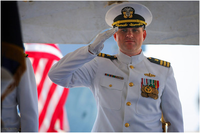 Commander Peter J. Ehlers