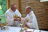 Dn. David and Fr. Steve