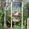 <b>Cypress Swamp Boardwalk Sign Remembering Jay Brenner</b> <i>- Kay Larche</i>