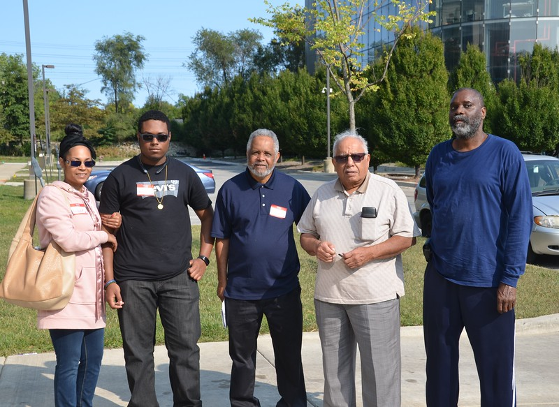 The Mosque Cares partnership with Hunger Van for Interfaith Against Hunger