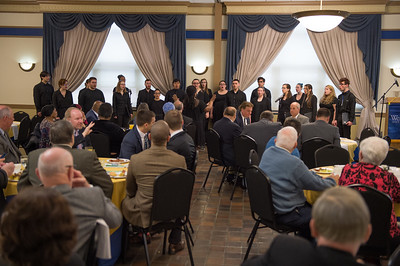 Interfaith Breakfast, April 2017