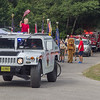 The Interlachen Independence Day parade kicks off the celebration. Fran Ruchalski/Palatka Daily News