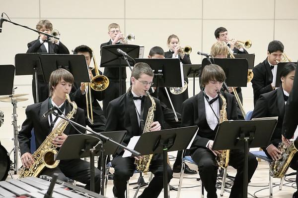 Intermediate Jazz Ensemble - Musical Showcase