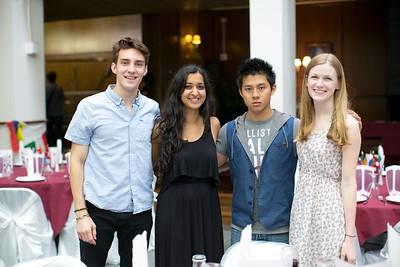 International Banquet 2015