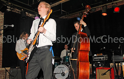 Yngve and his Boogie Legs band