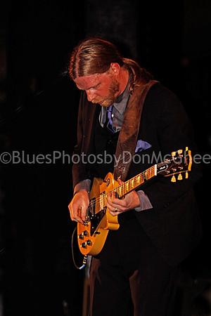 Matt Isbell Ghost Town Blues Band