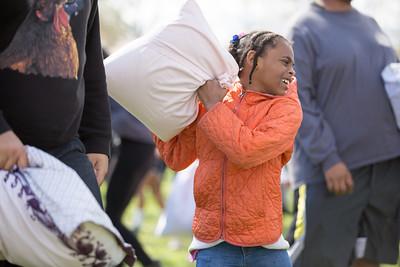 International Pillow Fight/Kite Day 2017