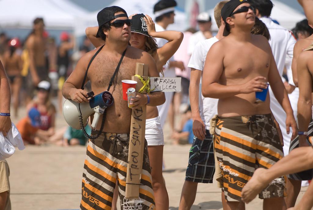 Manhattan Beach Surf Festival 20070804-143