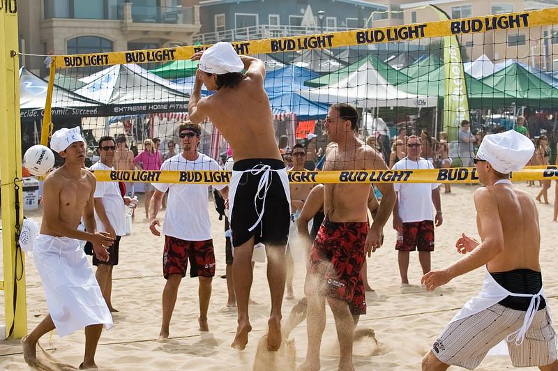 Manhattan Beach Volleyball 20080802-12