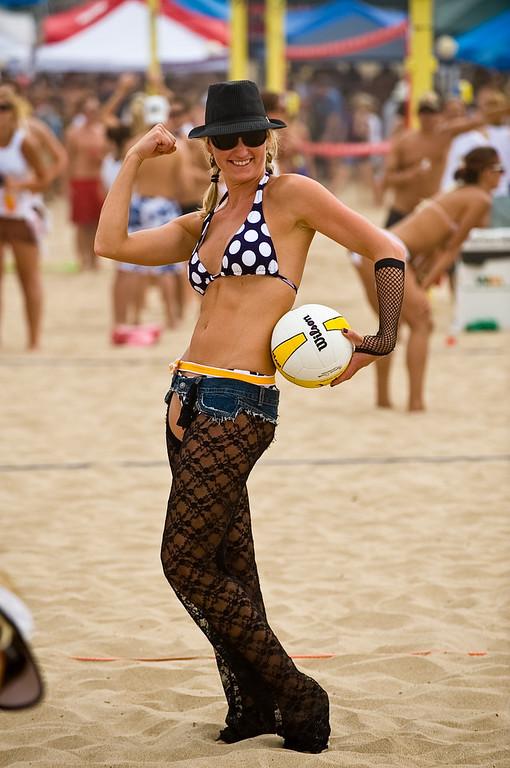 2008 Charlie Saikley 6-man Volleyball