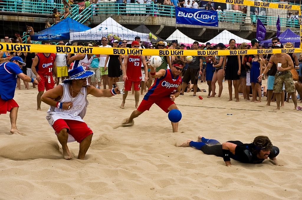 Manhattan Beach Volleyball 20080802-209