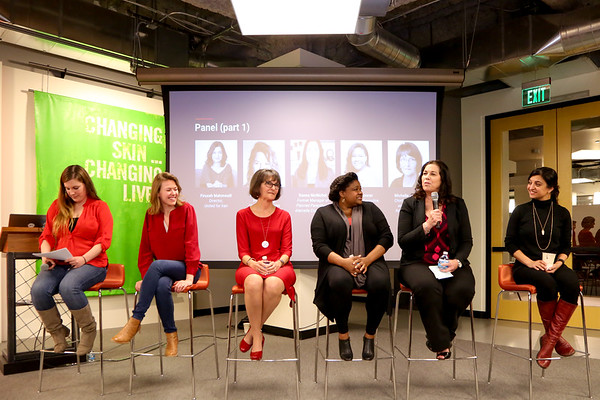 International Women's Day :  Empowering Leaders of Tomorrow