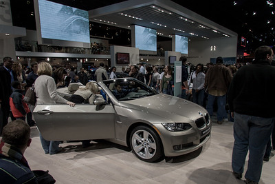North American International Auto Show, Detroit (2007)