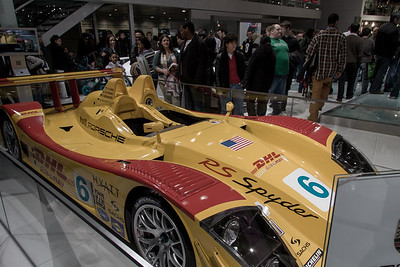 North American International Auto Show, Detroit (2007)