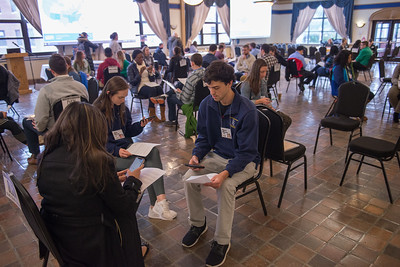Interprofessional Poverty Simulation, November 2018