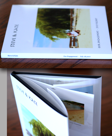 <center>Engagement  Proof Book    The proof books are Hard back , with a photo paper cover or a photo image wrap. Inside the proof book will be the best photos from the event , with photo numbers next to the image. The proof books are designed by the photographer only.     Extra copies are:   Engagement proof book $100    This is an example of the proof book that comes with the Engagement  Session package</center>