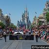 Invictus Games Parade at Magic Kingdom Walt Disney World, Florida - 6th May 2016 (Photographer: Nigel G Worrall)
