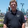 Ken Fisher - Chairman & CEO of Invictus Games, Invictus Games Parade at Magic Kingdom Walt Disney World, Florida - 6th May 2016 (Photographer: Nigel G Worrall)