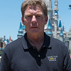 Ken Fisher - Chairman & CEO of Invictus Games, Invictus Games Parade at Magic Kingdom Walt Disney World, Florida - 6th May 2016 (Photographer: Nigel G Worrall)