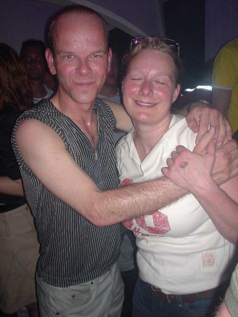 Martin and Femke