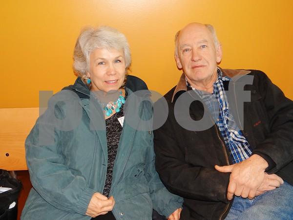 Donna and Kermit Jelmeland