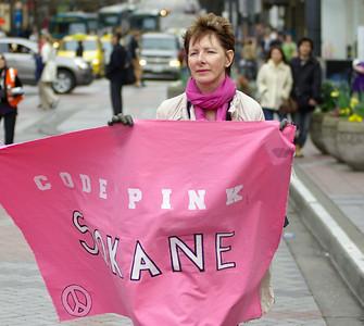 Spokane Code Pink