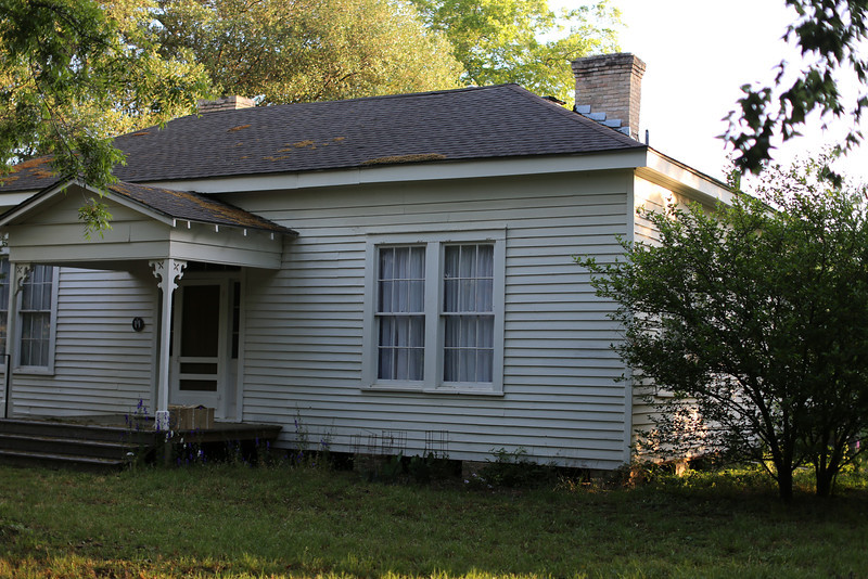 Boggy Creek Farm is a historic place--the house dates to the 1800s.