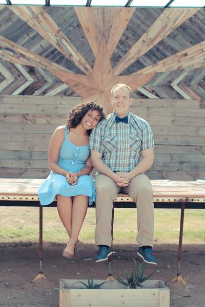 Isaiah and Chloe Engagement