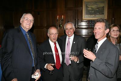 Rafi Rothstein, Joshua Matza, MIchael Lazar, Jim G.