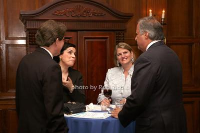 Bob Nederlander, Suzanne Nederlander, Bonnie Comley, Stewart Lane