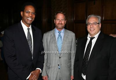 Walter Taylor, Kent Swig, Richard Allen