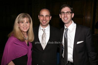 Cantor Shirah Sklar, Rabbi David Sklar, Rabbi Jonathan Blake
