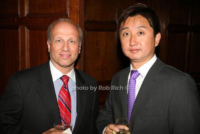 Timothy Winnes, Dr. Tom Kang