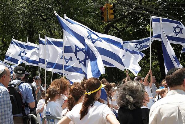 Israel Day Parade 2008