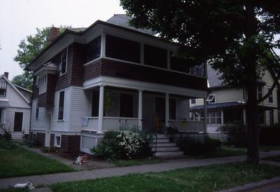 N  Tioga St  House