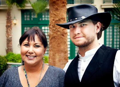 Linda Eskeli & Daniel Eskeli