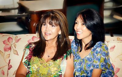 Dana Ponder & Mary Ellen Azada