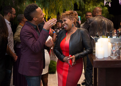 Iyanla's Book Signing Party - Los Angeles
