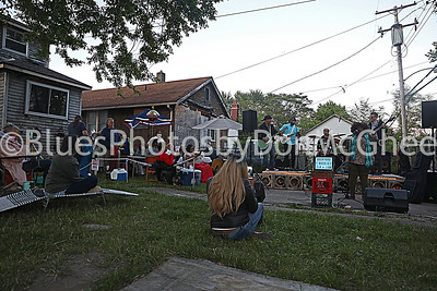 Backyard Boogie at the Ralston Village Detroit MI 05302021