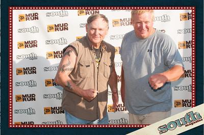 Ray Porter and Russ Webb