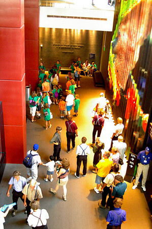 JCCC Summer Program Field Trip to The National Aquarium at Baltimore