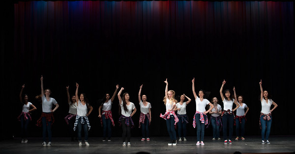 2015 International Night-JCHS Dance Team (03/11/2015)