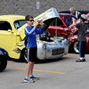"Layton Carroll, left, 12, and his brother, Brendan, 10, are photographing the cars they like best at the car show.<br /> The 10th annual JDBR Streetrodders Car Show was held at Buenos Tiempos Restaurant in Broomfield on Sunday. For more photos of the show, go to  <a href=""http://www.broomfieldenterprise.com"">http://www.broomfieldenterprise.com</a> or  <a href=""http://www.dailycamera.com"">http://www.dailycamera.com</a>.<br /> Cliff Grassmick / May 6, 2012"