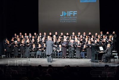 2018 Dubuque Chorale with JDIFF