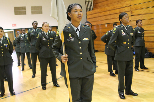 JROTC Command Inspection 2014