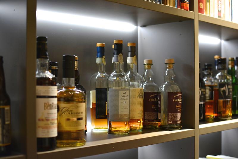 JTR has a lot of alcohol.